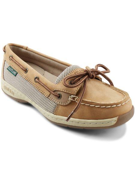 s eastland slip on boat shoe haband