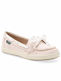 Women's Eastland Skip Canvas Slip On Boat Shoe