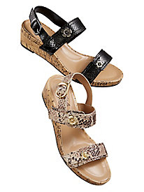 Soft Style® by Hush Puppies® Oceane Wedge Sandals