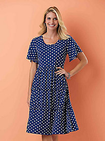 Sara Morgan� Tiered Dress