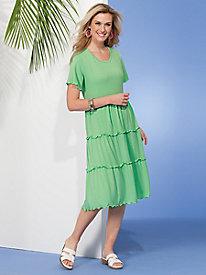 Sara Morgan™ Tiered Dress