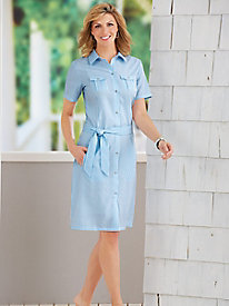 BocaBay™ Dockside Seersucker Dress