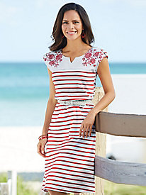 BocaBay� Bright Horizons Dress