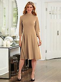 Salon Studio Wear-Now Knit Dress