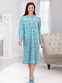 Moonbeams® Warm Microfleece Nightgown