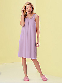 Soft-As-Silk Nightgown