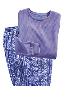 Cozy Fleece Lounge Set