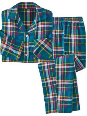 Moonbeams(R) Ultra Soft Flannel Pajamas | Haband