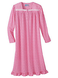 MoonBeams� Polka Dot Nightgown