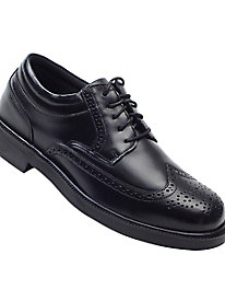 Deer Stags® Tribune Wing-Tip Comfort Oxford