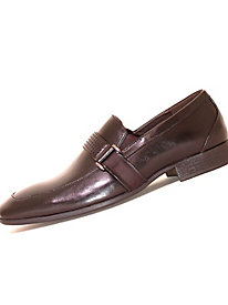Robert Wayne Men's Will Plain Toe with Buckle