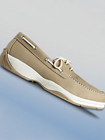 Michael Lace Boat Shoe