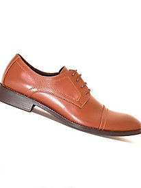 Robert Wayne Men's Tyson Lace-Up Cap Toe