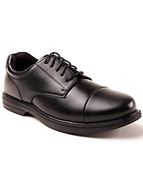 Deer Stags 902 Crest Cap Toe Oxford