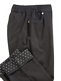 American Sweetheart® Star Studded Cropped Pants