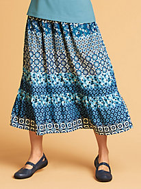 American Sweetheart� Tiered Skirt