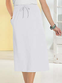 American Sweetheart® Cotton Skirt