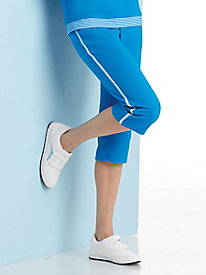 Athleisure Stretch Capris