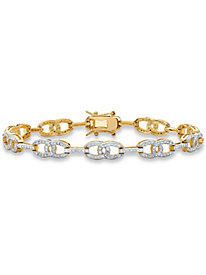 Diamond Accent Tennis Bracelet