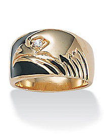 Eagle's Head Ring