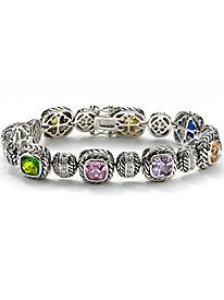 Multicolor CZ Bracelet 119791