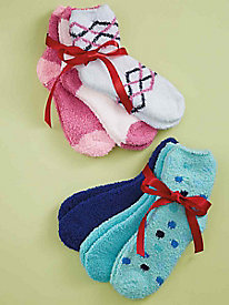 Fleece Sock Set