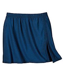 Side-Slit Skirt Bottom