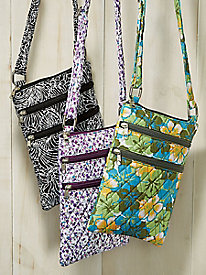 Printed Cross-Body Bag