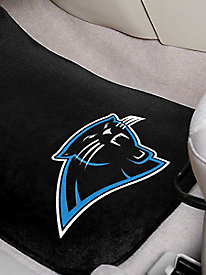 NFL© 2-Piece Front Carpet Car Mats