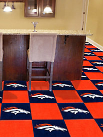 NFL© Team Carpet Tiles