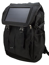 Bluetooth Solar Back Pack