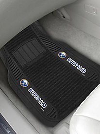 NHL© 2-Piece Front Deluxe Car Mats