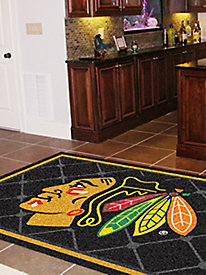 NHL© 5' x 8' Area Rugs