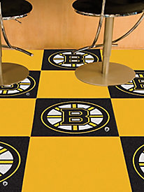 NHL© Team Carpet Tiles