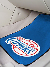 NBA© 2-Piece Front Carpet Car Mats