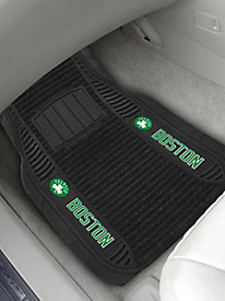 NBA� 2-Piece Front Deluxe Car Mats
