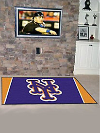 MLB© 4' X 6' Area Rugs