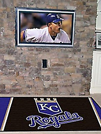 MLB© 5' X 8' Area Rugs