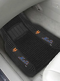 MLB� 2-Piece Front Deluxe Car Mats