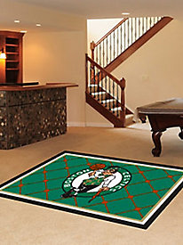 NBA© 5' x 8' Area Rugs
