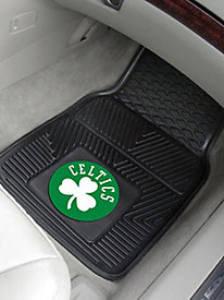 NBA� 2-Piece Heavy-Duty Vinyl Car Mats
