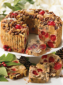 No Sugar Added Grandma's Fruitcake - 2lbs.