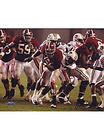 Glen Coffee Rush vs Auburn Horizontal 8x10 Photo