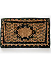 BLANK - Creel Chateau Monogram Coco Mat