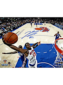 Jerian Grant Signed Knicks 8x10 Photo