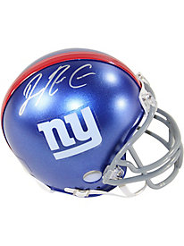 Dominique Rodgers-Cromartie Signed New York Giants Mini Helmet