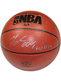 Michael Carter-Williams Autographed Basketball Inscribed