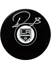 Drew Doughty Los Angeles Kings Autographed Puck