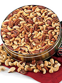 Deluxe Mixed Nuts - Unsalted - 1 lb 13 oz