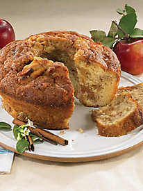Apple Spice Coffee Cake - 1 lb 12 oz